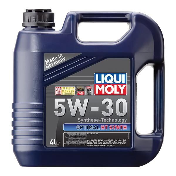 39001 Масло моторное LIQUI MOLY Optimal-Synth синтетическое 5W30 4л