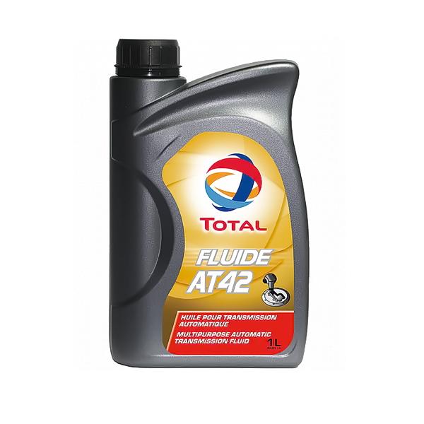 Масло гидравлическое TOTAL FLUIDE-AT42 синтетическое 1л