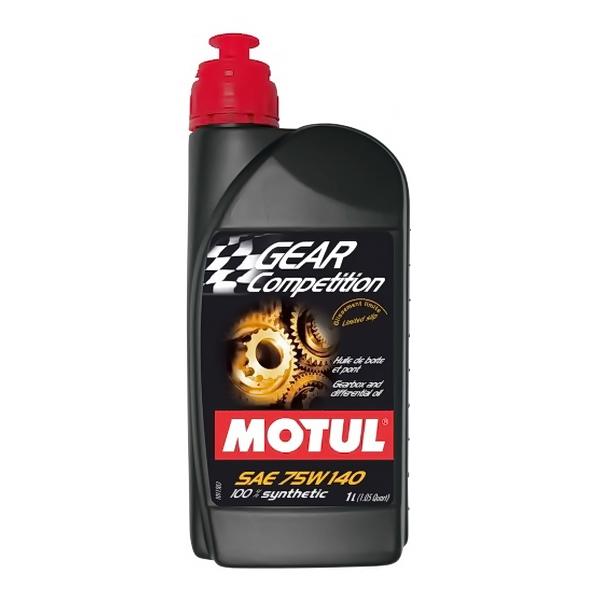 Масло MOTUL GL-5 Gear FF Comp полусинтетическое 75W140 1л