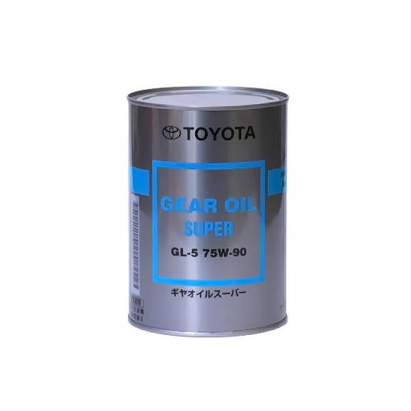 Жидкость трансмиссионное TOYOTA GL-5 HYPOID 888502106 синтетическое 75W90 1л