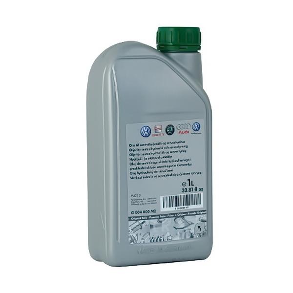 Жидкость ГУР WV/AUDI VAG G004000M2 синтетическое 1л