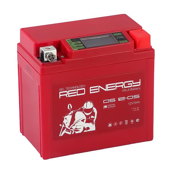 Аккумулятор Red Energy 12V 5Ач DS 12-05