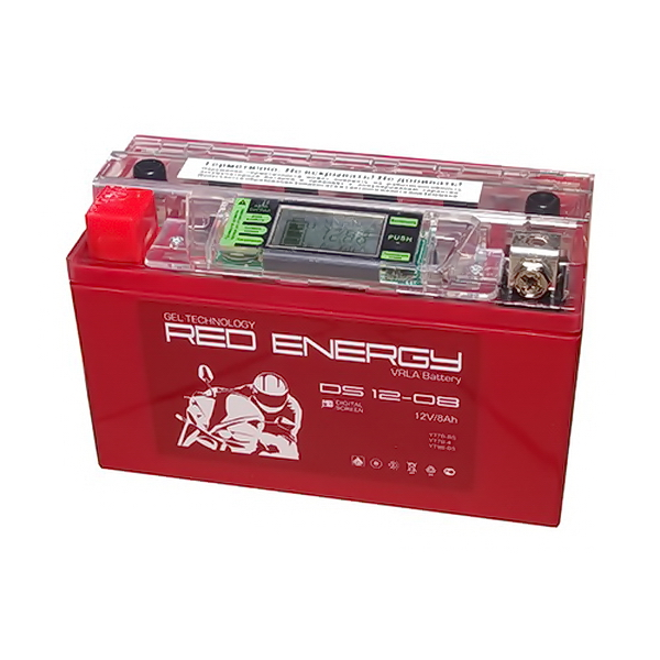 Аккумулятор Red Energy 12V 7Ач DS 12-08