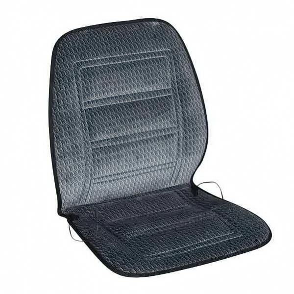 Подогрев сидений SKYWAY серый (со спинкой, с регулятором 118*53 см)