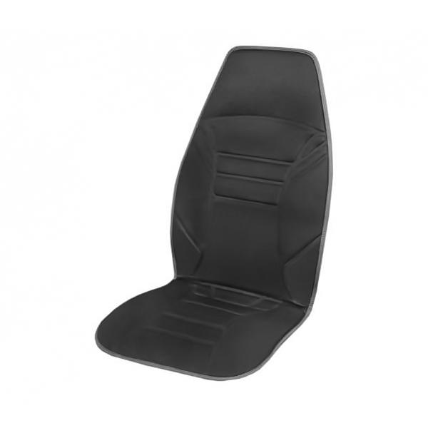 Подогрев сидений SKYWAY черный (со спинкой 2-х режимный, с регул. 118*