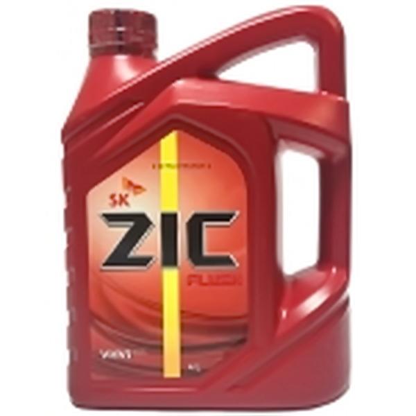 Масло промывочное ZIС flush синт   4Л.