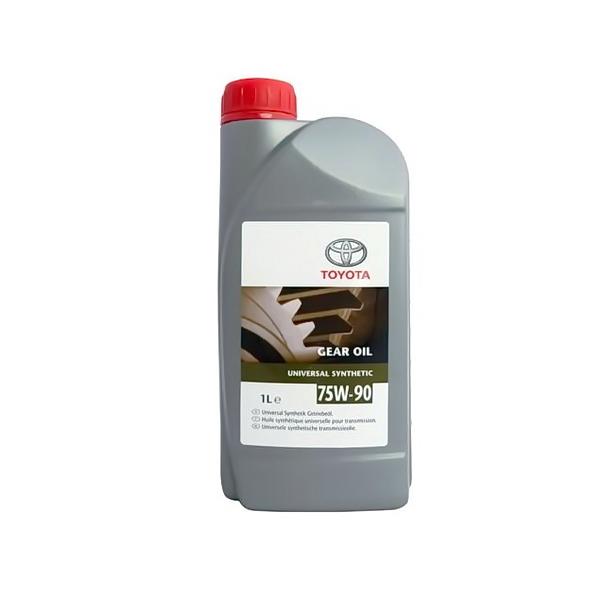 Жидкость трансмиссионная TOYOTA GL4/GL5 0888580606 75W90 1л